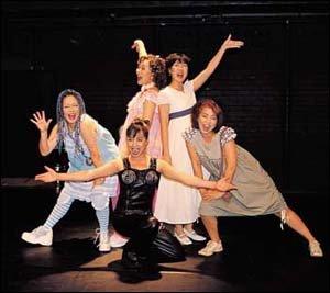 연극  통해 임신부에 대한 오해와 고통 밝히는 여자들