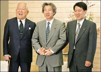 노벨 화학상과 물리학상 휩쓴 두명의 일본인 과학자
