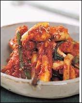 색다른 재료, 특별한 맛의 별미 김치