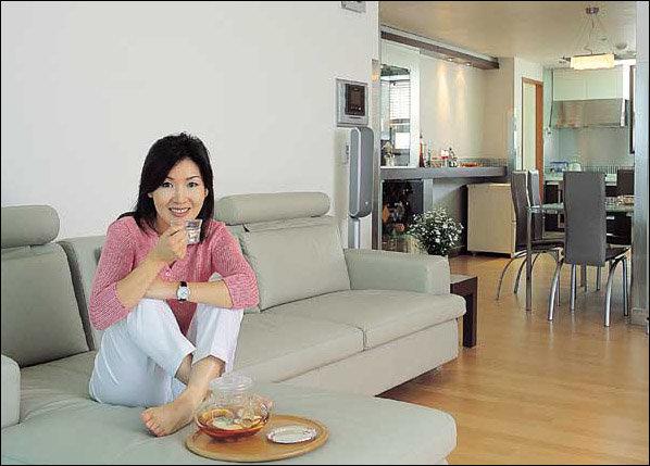 김현주·안영규 커플의 44평 러브하우스