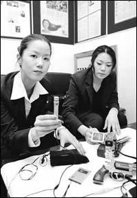 '여성 탐정'으로 활약하는 고은옥·송혜란