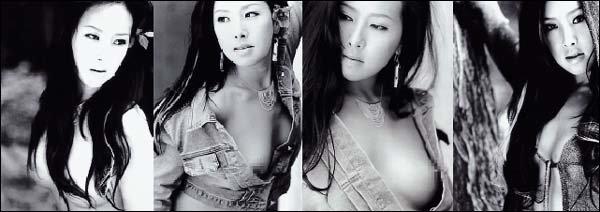 '영화 위한 섹스 실연' 선언한 배우 김지우