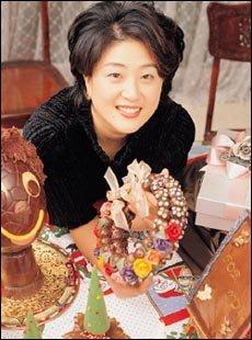 국내 최초 초콜릿 아티스트 1호 김성미