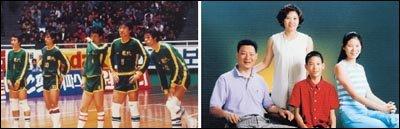 뇌종양 이기고 장애인농구 지도자로 사는 전 농구 국가대표 이원우