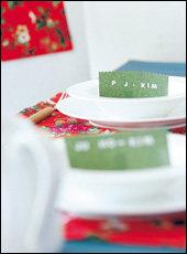 4가지 색다른 느낌~ 크리스마스 테이블 세팅
