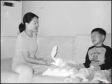 직접 만든 교재로 영어 가르치는 '열성 엄마' 4인의 비법 공개