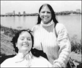 어머니와 딸이란 이름으로 기적 이뤄낸 진과 브루크의 감동 스토리