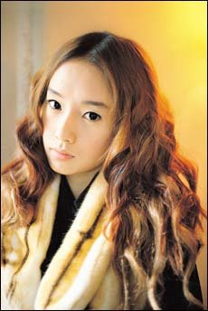 방송 통해 공개적으로 좋아하는 남자배우 있다고 밝힌 가수 이정현