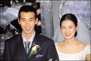 청년 사업가 박진우씨와 결혼한 톱스타 이요원