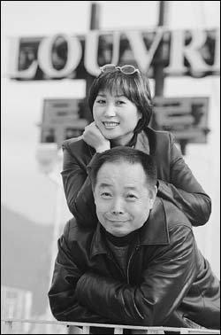 '평범 속의 행복찾기' 개그맨 김학래·임미숙 부부