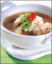 속 든든해지는 국밥 한그릇