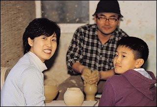 계룡산 산자락에서 사는황선하 주부의 아들 영어교육 노하우