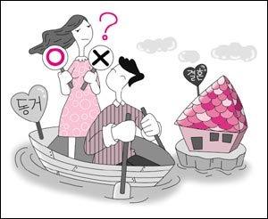 혼전동거 후 결혼해 행복하게 사는 부부& 이별한 사람들의 사연