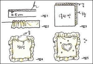 결혼 발표한 개그우먼 김지선 러브 스토리 & 쿠션 DIY 솜씨