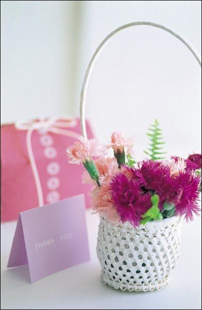 정성이 담겨있어 더욱 특별한 꽃선물