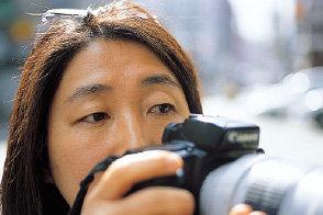 국내 영화 스틸작가의 대모 권순미의 카메라 인생