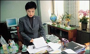 '법조계의 히딩크'로 불리는 법무부 최초 여성장관 강금실 풀스토리