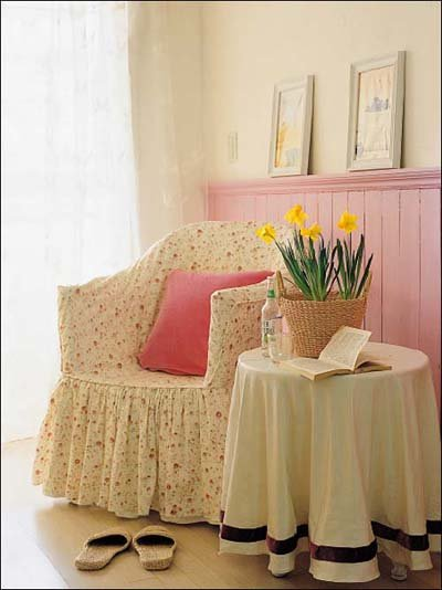 작은 화초로 집안에 봄기운을 불어넣는 Green Interior