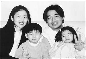 자녀교육 위해 '기러기 아빠'로 살아가는 개그맨 배동성·안현주 부부