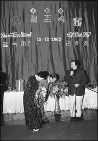 30여년 일편단심 끝에 결혼한 북한, 베트남 1호 부부 리영희&팜 옥 카잉