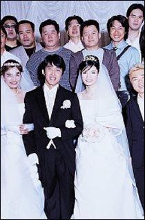 '개그콘서트'의 '세바스찬' 임혁필·박정애 부부의 알콩달콩 신혼일기