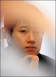 '질투는 나의 힘'에서 주연 맡은 신인 배우 박해일