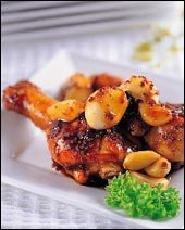 식탁이 풍성해지는 부위별 닭요리