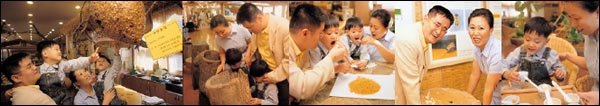 중화요리사 여경옥씨 가족의 경북 칠곡 벌꿀박물관 & 양봉장 체험