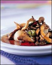버섯으로 입맛과 건강 챙기기