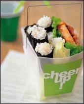 도시락의 기본!  김밥&초밥
