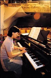 올해로 10년째 피아노 연주회 가진 노영심의 일과 사랑