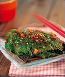 보기만 해도 든든~ 제철야채로 만든 초여름 밑반찬