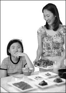 지연이 엄마가 공개하는 자연식 식단 & 운동요령