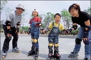 요즘 인기 최고! 인라인 스케이트 생생 체험기