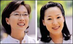 아리랑 TV 뉴스 진행하는 국내 최초 여성 더블 앵커 주영애·박수진
