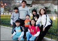 재혼 가정에 대한 편견 극복하고 오남매 키우는 김금희 김경호 부부