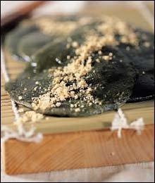 시판가루로 손쉽게 만든 별미 부침개
