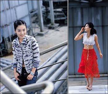 김정난과 함께 나눈 패션과 뷰티에 관한 즐거운 수다