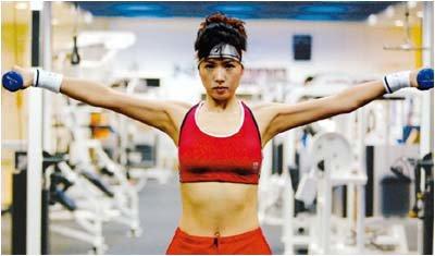 하루 3시간 운동과 생식으로 날씬해진 김선아의 다이어트 보고서