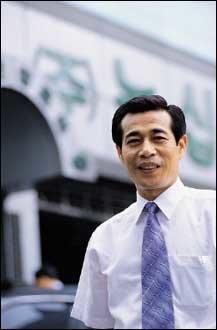 가난한 농가의 막내아들에서 업계 최고 회사의 경영자 된 녹십초알로에 박형문 회장의 성공비결