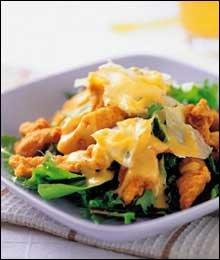 유명 레스토랑 닭요리 따라하기