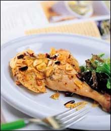 건강 지킴이! 보양식 닭요리