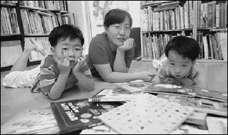'그림책 전도사' 김향미 주부가 일러주는 책과 친한 아이로 키우는 법 & 좋은 그림책 고르는 법