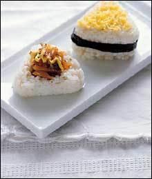 한끼 식사로 좋은 영양 주먹밥