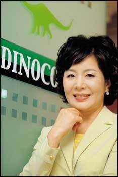 수백억원대 공룡 화석 발굴, 전시회 열고 있는 중견 탤런트 김용선