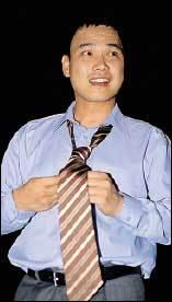 18개월간의 방황 끝에 방송 활동 재개한 개그맨 홍기훈