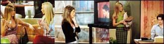 '프렌즈' 제니퍼 애니스톤 : 세련된 뉴요커풍의 캐주얼