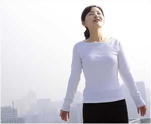 다이어트와 스트레스 해소에 좋은 호흡법