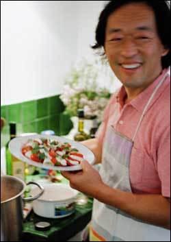 정명훈이 처음 공개하는 '나의 소중한 가족&즐거운 요리…'