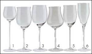 다양한 와인의 종류 & 글라스 선택법